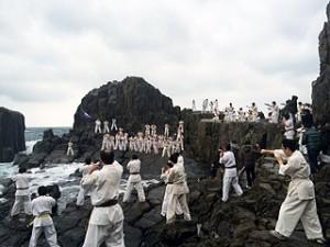 吉塚道場寒稽古2016